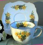 363-208 - Daffodil Sara Cup & Saucer