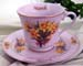392-003 - 03 March Catherine Cup & Saucer