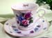 392-004 - 04 April Catherine Cup & Saucer