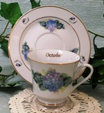 10 October Catherine Cup & Saucer