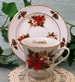 392-012 - 12 December Catherine Cup & Saucer