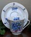 392-139 - Blue FMN Catherine Cup & Saucer