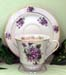 392-190HB - Happy Birthday Wayside Pansy Catherine Cup & Saucer