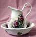 451-147 - Iris Large Pitcher & Bowl