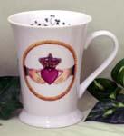 515-148CL - Claddaugh 12oz Latte Mug