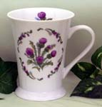 515-148TH - Thistle 12oz Latte Mug