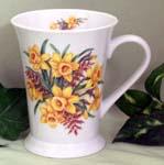 515-208 - Daffodil 12oz Latte Mug