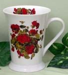 515-221 - Geranium 12oz Latte Mug