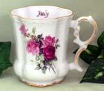 520-007 - July Victorian Mug