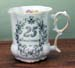520-025 - 25th Anniversary Victorian Mug
