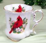 520-110CA - Cardinal Victorian Mug
