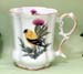520-110G - Goldfinch Victorian Mug