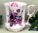 520-122 - Cats Victorian Mug