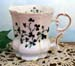 520-148 - Shamrock Victorian Mug