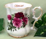 520-185MO - Mother Summer Rose Victorian Mug