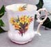 520-208 - Daffodil Victorian Mug