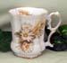 520-216W - Daisies & Wheat Victorian Mug