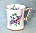 521-231 - Bouquet of Pansies Ladies Victorian Mug