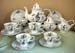 540-206 - Music Notes 15pc Tea Set