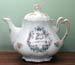 562-025 - 25th Anniversary Ashley Teapot