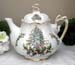 562-126T - Christmas Tree Ashley Teapot