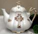 562-148CC - Celtic Cross Ashley Teapot