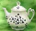 562-148 - Shamrock Ashley Teapot