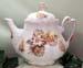 562-216W - Daisies & Wheat Ashley Teapot