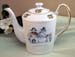 564-126SP - Christmas Snow People Classic Teapot
