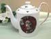 564-126S - Christmas Santa Classic Teapot