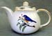 565-110BB - Bluebird 3C Round Teapot