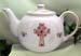 565-148CC - Celtic Cross 3C Round Teapot