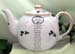 565-148IB - Irish Blessing 3C Round Teapot