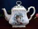 570-126K - Christmas Kitten 8C Square Teapot