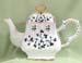 570-148 - Shamrock 8C Square Teapot