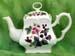 570-217 - Blackberry 8C Square Teapot