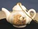 676-093 - Golden Retriever Teapot Ornament