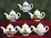 676-126 - Christmas Teapot Ornament Set of 6