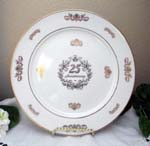 "25th Anniversary 10"" Plate"