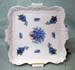 "724-139 - Blue FMN 14"" Square Tray"
