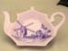 832-200BW - Blue Windmill Toile Tea Caddy