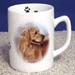 MUG-093 - Golden Retriever Plain Mug