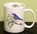 MUG-110BB - Bluebird Plain Mug