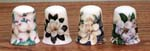 T272 - Southern Charm Thimble - 4 Assorted